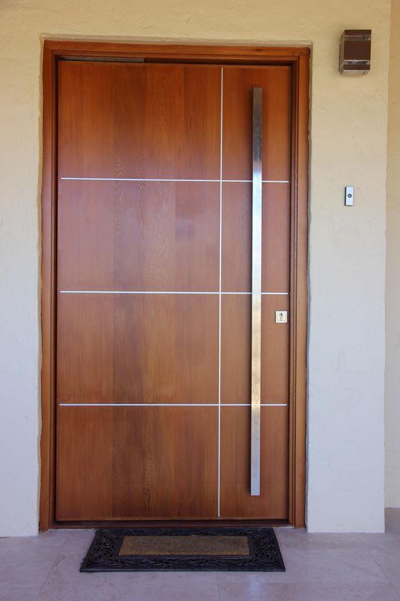 Escadas de Madeira, Deck, Pergolado, Portas 11