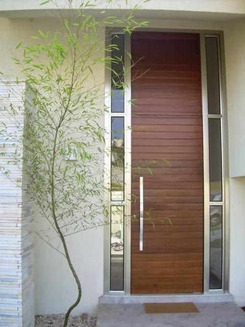 Escadas de Madeira, Deck, Pergolado, Portas 9