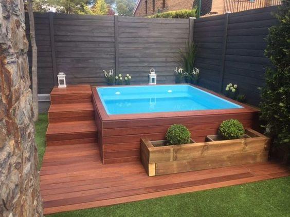 Deck piscina 2 marcenaria araraquara for De k piscina